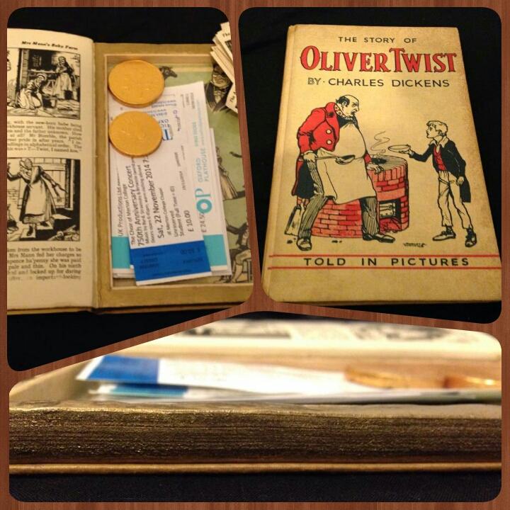 Oliver Twist box