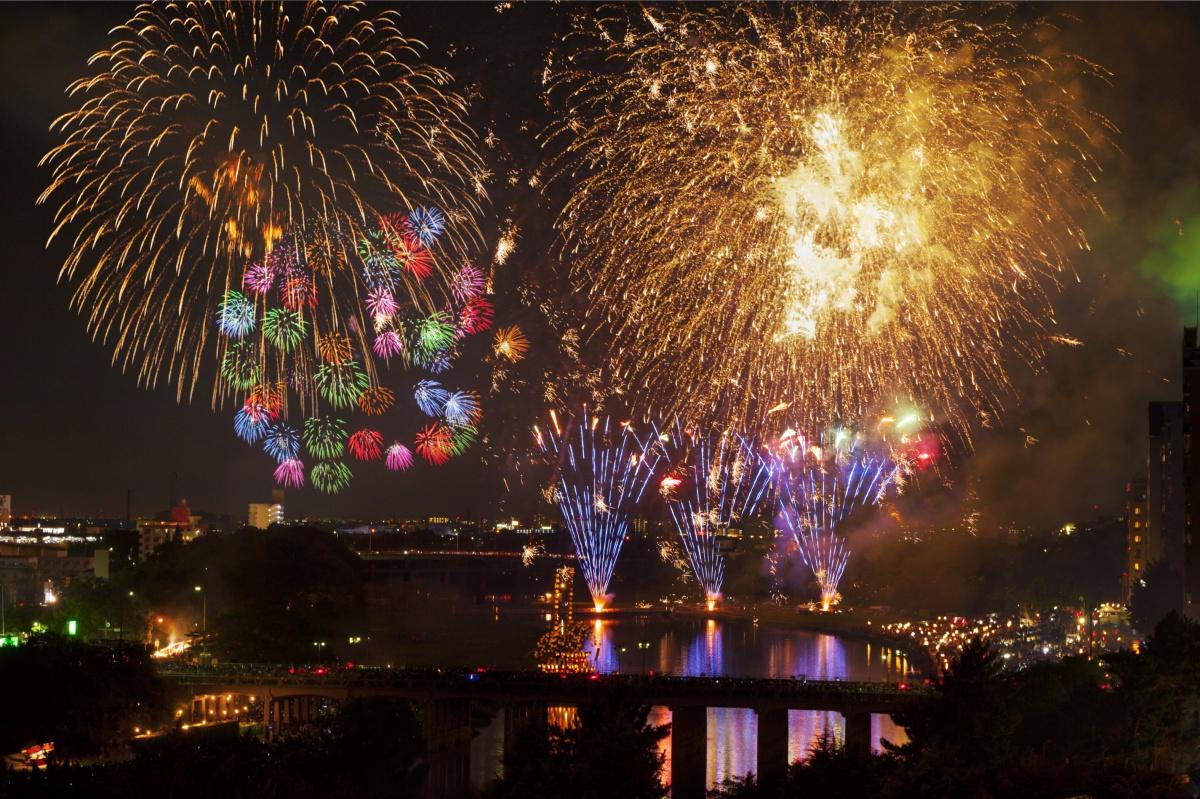 Fireworks Okazaki