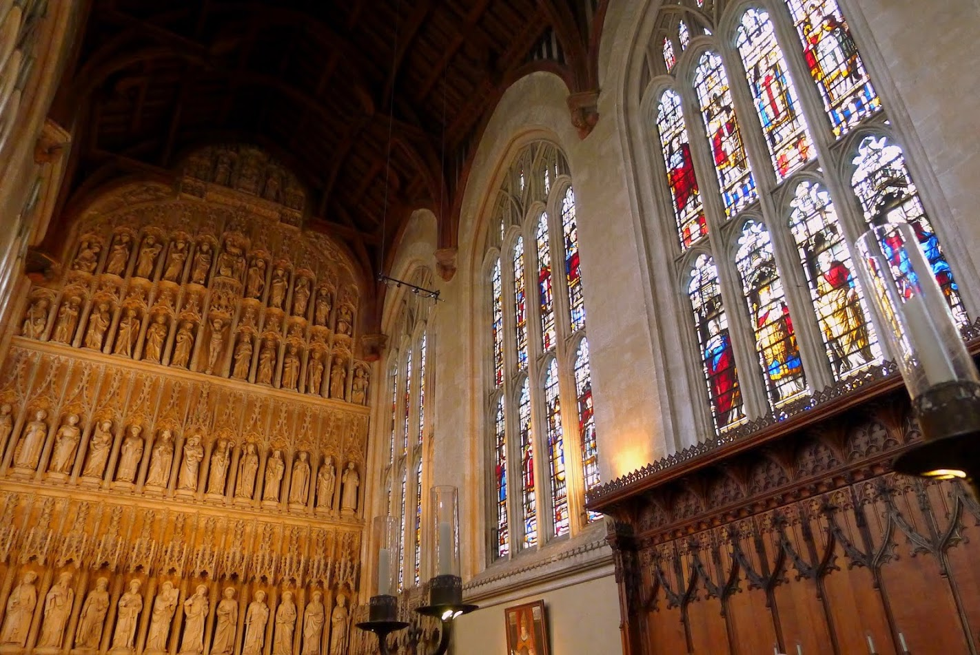new college chapel