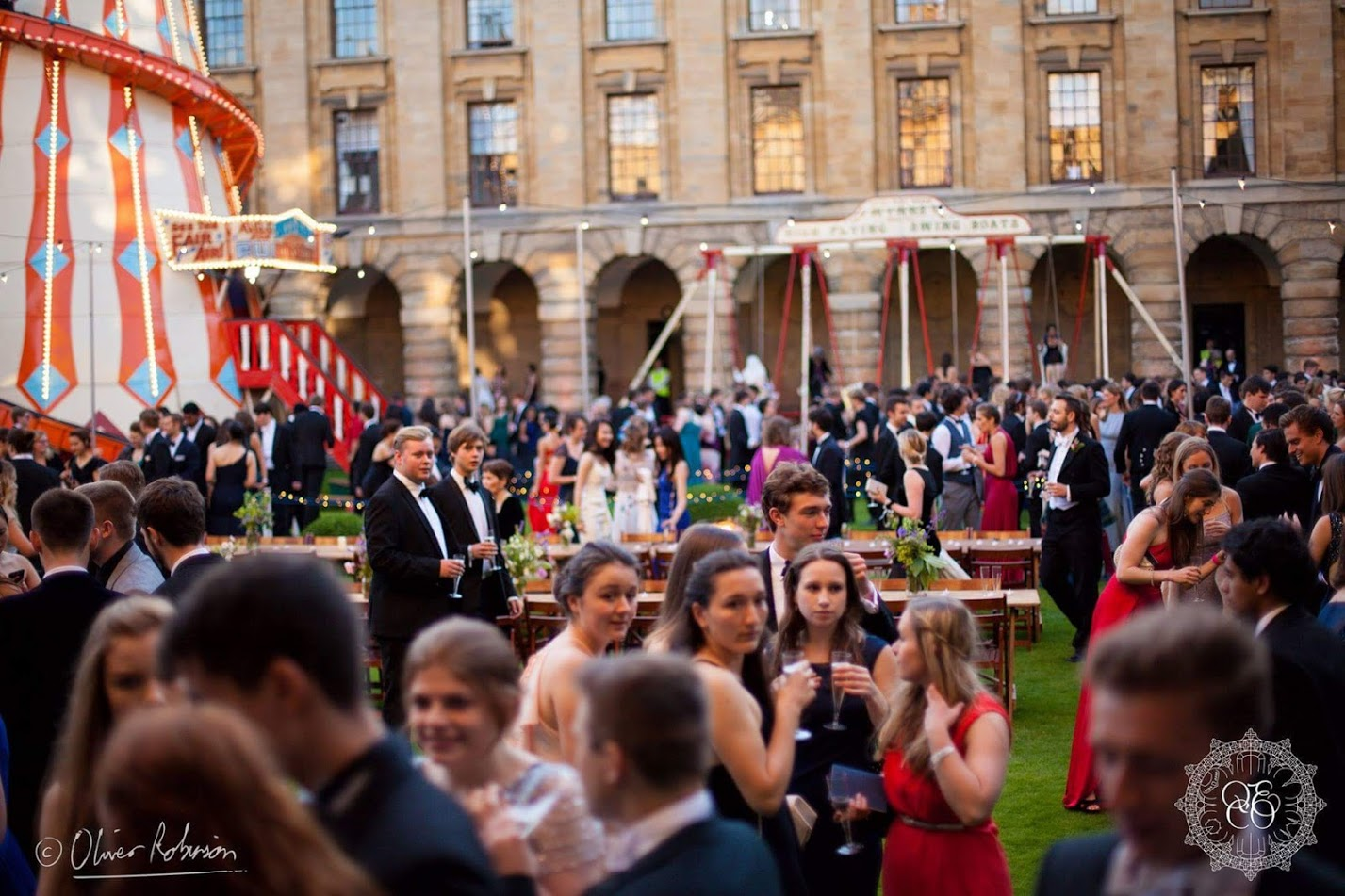image via The Queen's College Commemoration Ball 2016